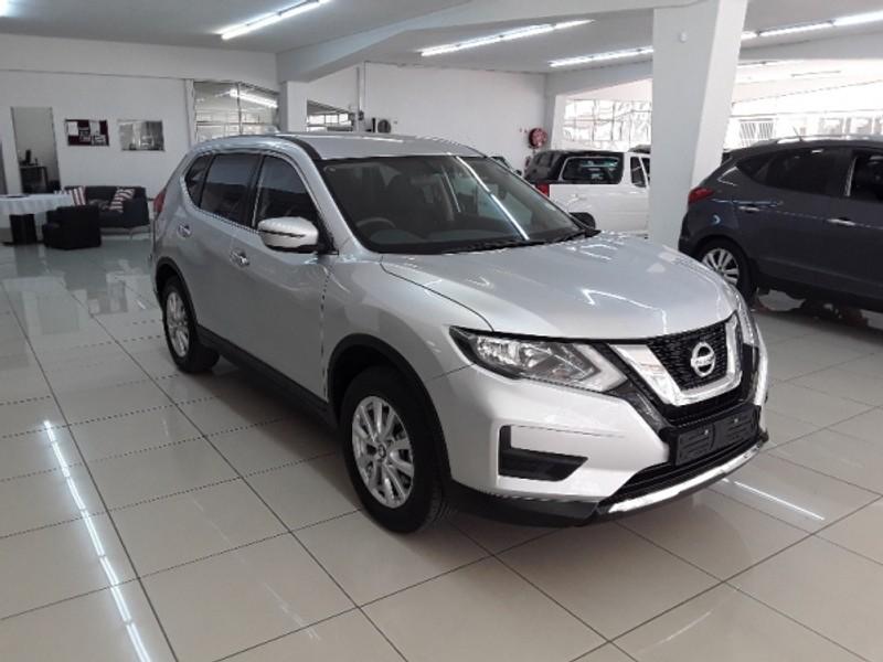 2018 Nissan X-Trail 1.6dCi Visia 7S Free State Bloemfontein_0