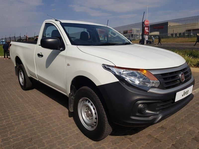 2019 Fiat Fullback 2.4 MPi Single Cab Bakkie Gauteng Midrand_0