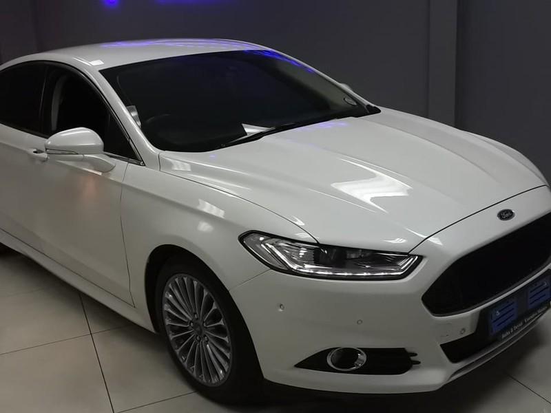 2015 Ford Fusion 2.0 TDCi Titanium Powershift Gauteng Vereeniging_0