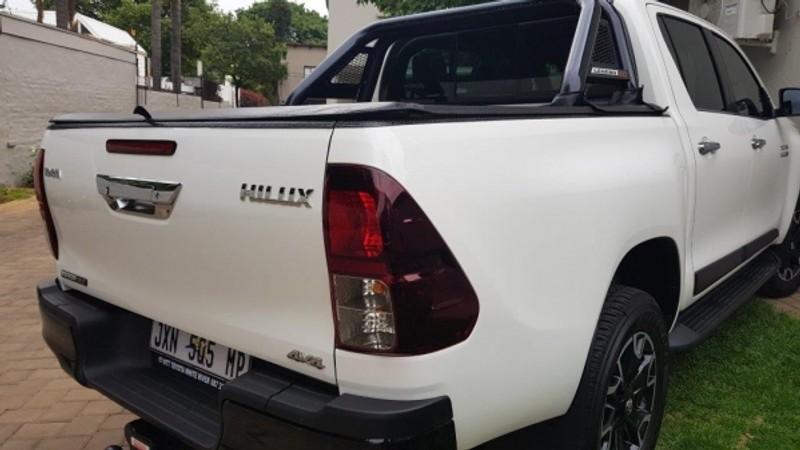 2019 Toyota Hilux 2.8 GD-6 Raider 4X4 Double Cab Bakkie Mpumalanga Barberton_0