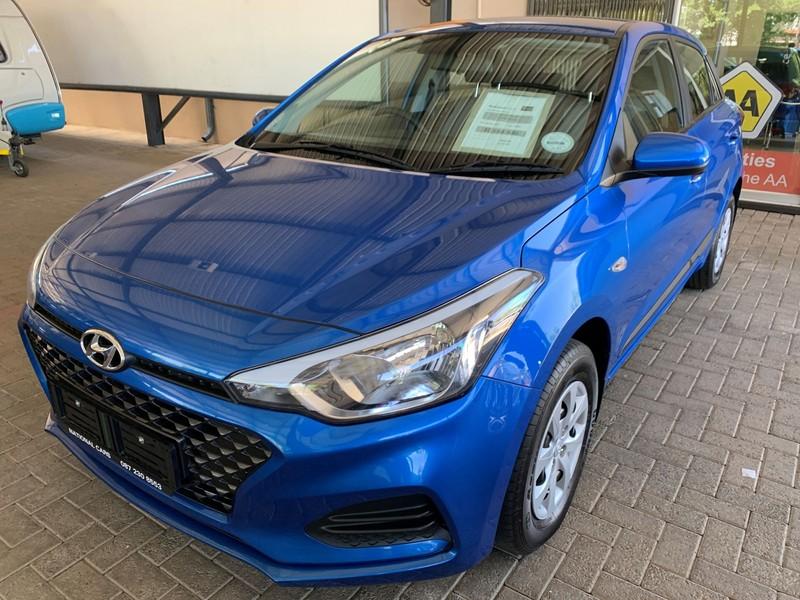 2018 Hyundai i20 1.2 Motion Mpumalanga Secunda_0