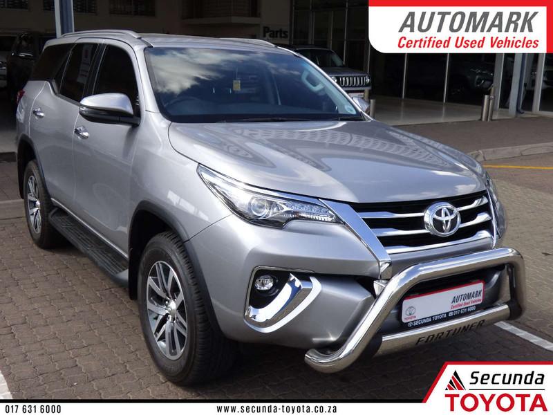 2019 Toyota Fortuner 2.8GD-6 RB Auto Mpumalanga Secunda_0