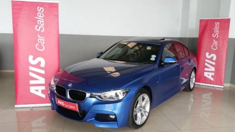 2018 BMW 3 Series 318i M Sport Auto Kwazulu Natal Pinetown_0