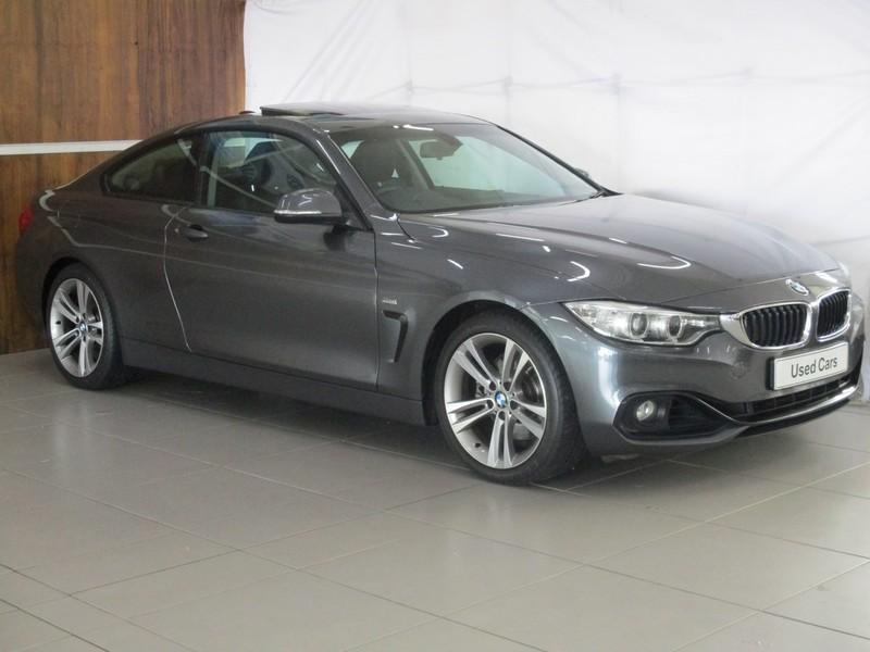 2016 BMW 4 Series 428i Coupe Sport Line Auto Kwazulu Natal_0