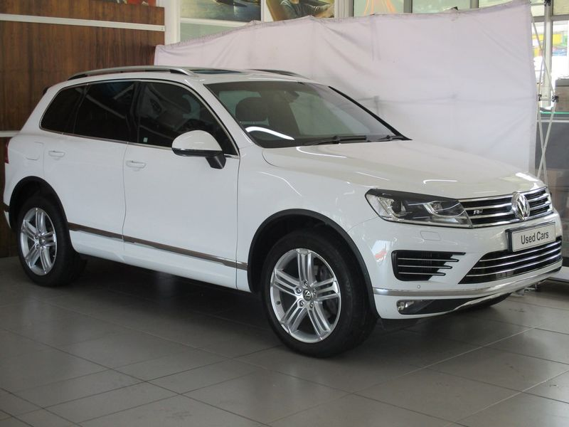 2016 Volkswagen Touareg GP 3.0 V6 TDI Luxury TIP Kwazulu Natal_0