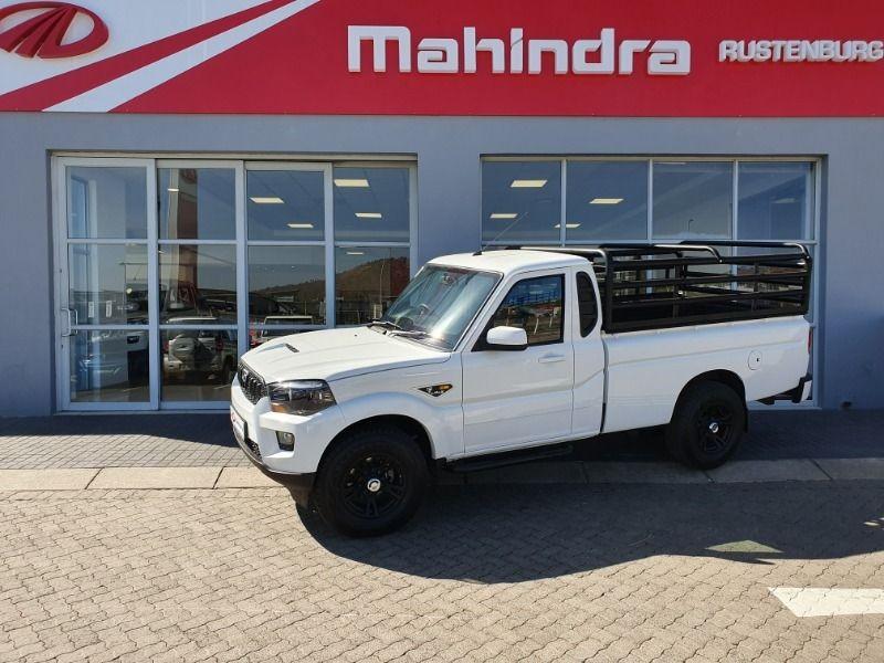 2019 Mahindra PIK UP 2.2 mHAWK S6 4X4 PU SC North West Province Rustenburg_0