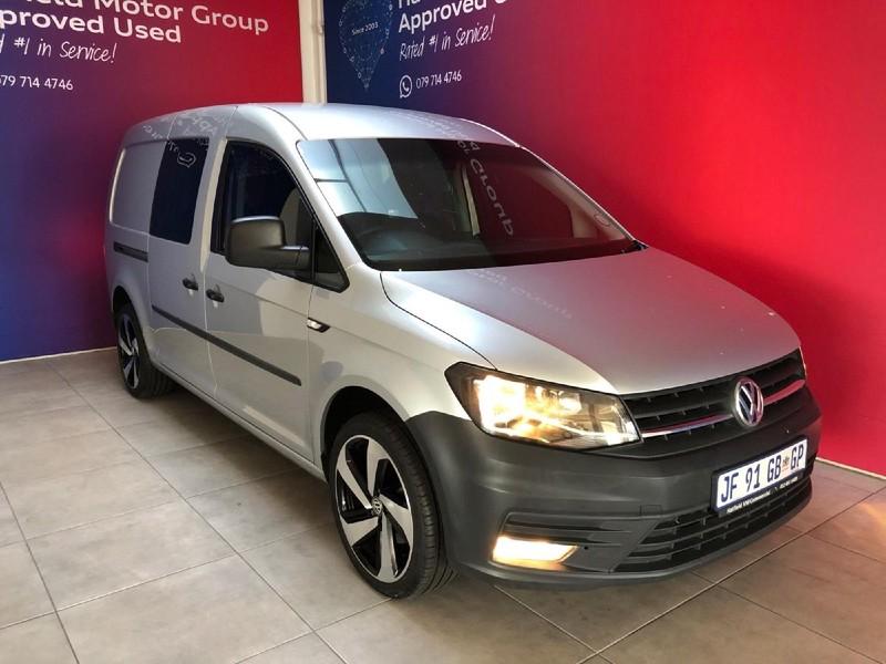 2019 Volkswagen Caddy MAXI Crewbus 2.0 TDi Gauteng Pretoria_0