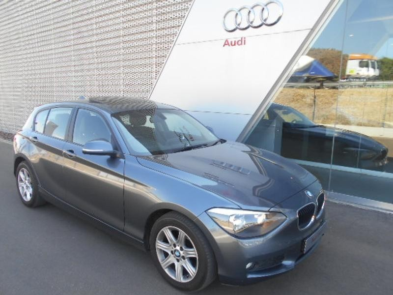 2014 BMW 1 Series 118i 5dr At f20  North West Province Rustenburg_0
