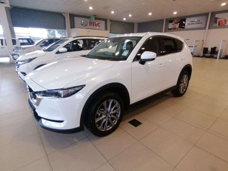 2020 Mazda CX-5 2.2DE Akera Auto AWD Kwazulu Natal Pinetown_0