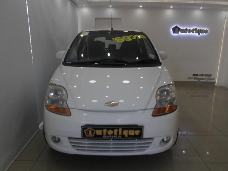 2007 Chevrolet Spark Lt 5dr  Kwazulu Natal Durban_0