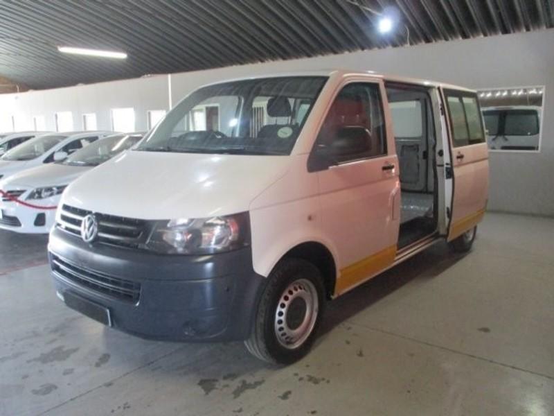 2015 Volkswagen Transporter T5 CBUS 2.0 TDi LWB 103KW DSG FC PV Gauteng Benoni_0