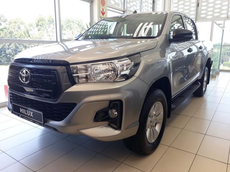 2020 Toyota Hilux 2.4 GD-6 RB SRX Double Cab Bakkie Kwazulu Natal Hillcrest_0