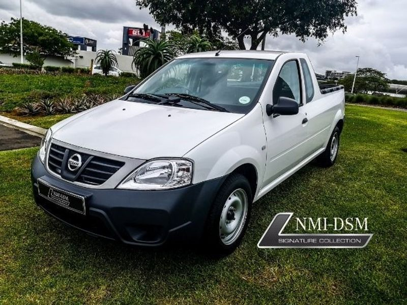 2019 Nissan NP200 1.6  Ac Safety Pack Pu Sc  Kwazulu Natal Umhlanga Rocks_0
