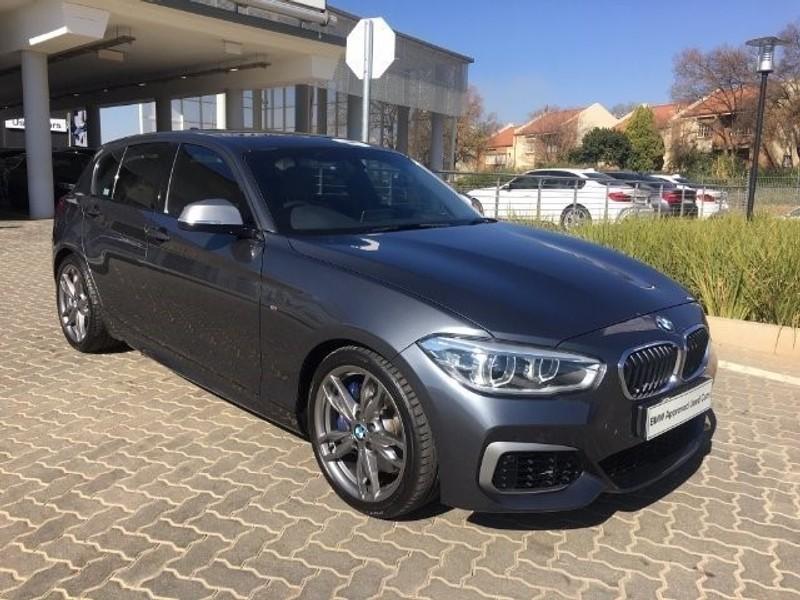 2018 BMW 1 Series M140i Edition M Sport Shadow 5-Door Auto F20 Gauteng Centurion_0