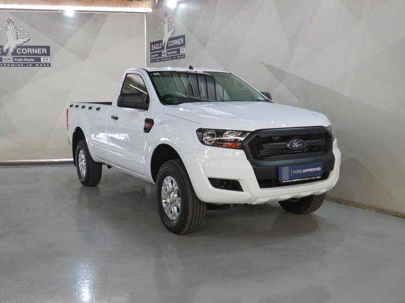 2019 Ford Ranger 2.2TDCi XL Single Cab Bakkie Gauteng Sandton_0