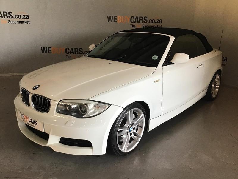 2012 BMW 1 Series 135i Convertible At  Gauteng Pretoria_0