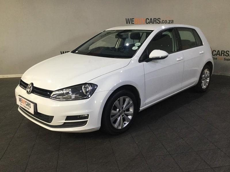 2015 Volkswagen Golf Vii 1.4 Tsi Comfortline Dsg  Western Cape Cape Town_0