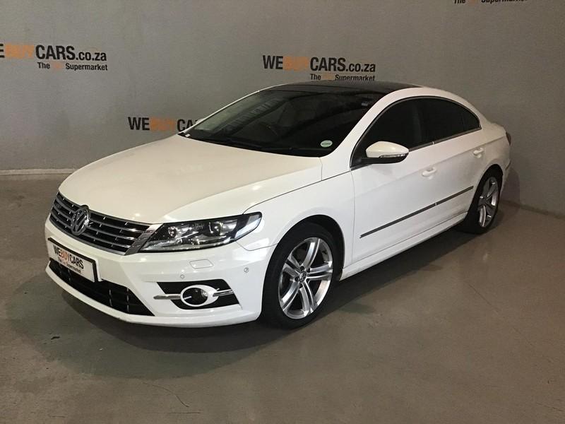 2014 Volkswagen CC 2.0 TDI Bluemotion DSG Kwazulu Natal Durban_0