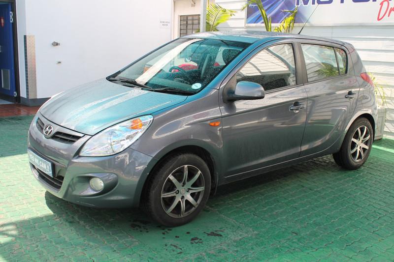 2012 Hyundai i20 1.6  Western Cape Cape Town_0