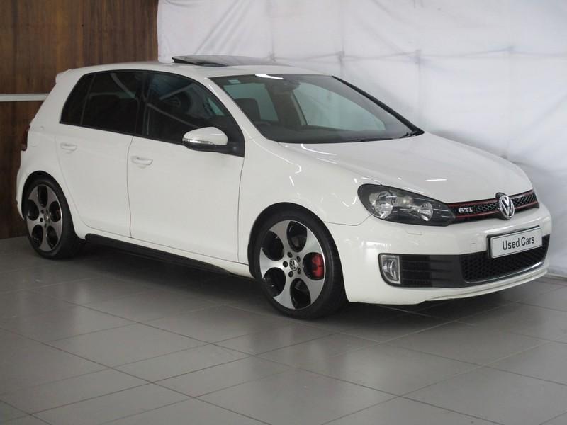 2010 Volkswagen Golf Vi Gti 2.0 Tsi  Kwazulu Natal_0
