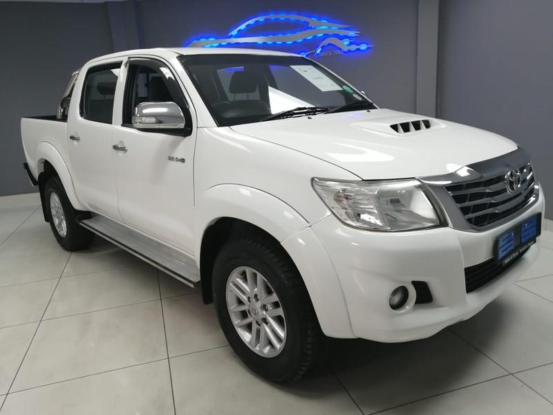 2014 Toyota Hilux 3.0 D-4d Raider 4x4 At Pu Dc  Gauteng Vereeniging_0