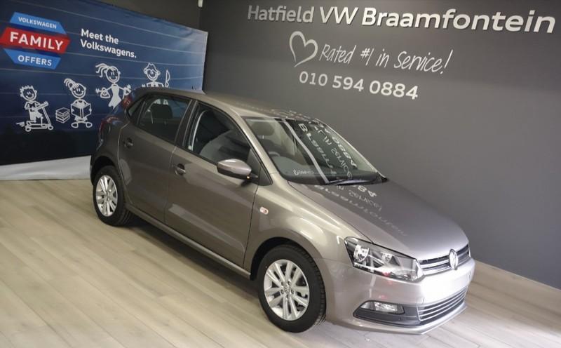 2020 Volkswagen Polo Vivo 1.6 Comfortline TIP 5-Door Gauteng Johannesburg_0