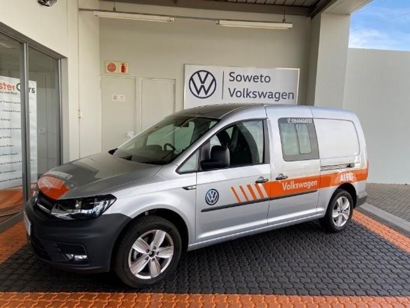 2019 Volkswagen Caddy Crewbus 2.0 TDI Gauteng Soweto_0