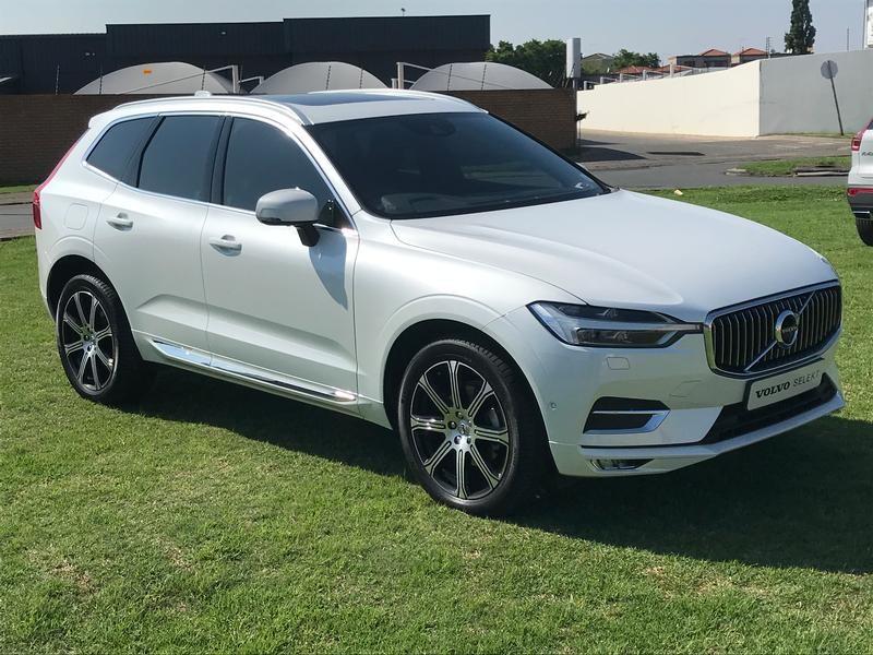 2020 Volvo XC60 D4 Inscription Geartronic AWD Gauteng Johannesburg_0