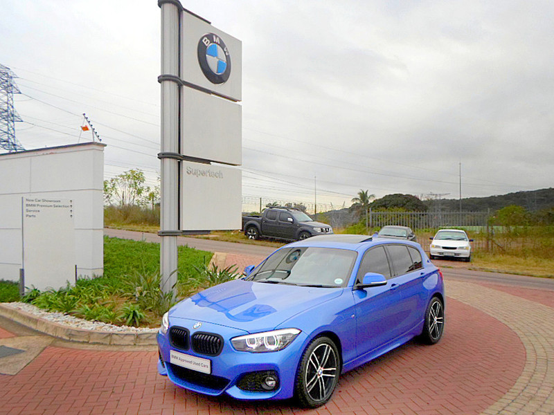 2018 BMW 1 Series 120i Edition M Sport Shadow 5-Door Auto F20 Kwazulu Natal Durban_0