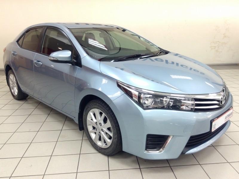 2016 Toyota Corolla 1.6 Prestige Limpopo Tzaneen_0