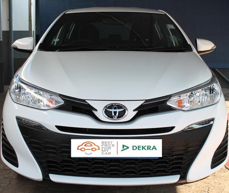 2018 Toyota Yaris 1.5 Xs 5-Door Western Cape Goodwood_0