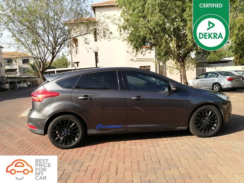 2015 Ford Focus 1.5 Ecoboost Trend 5-Door Gauteng Pretoria_0