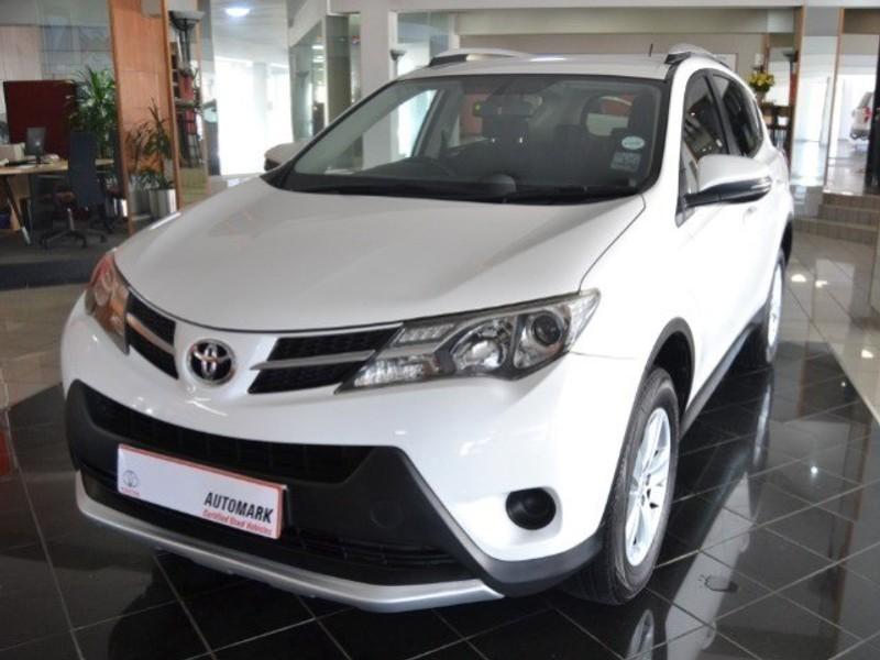 2014 Toyota Rav 4 2.0 GX Auto Western Cape Tygervalley_0
