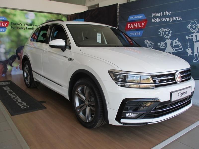 2019 Volkswagen Tiguan 1.4 TSI Comfortline DSG 110KW North West Province Rustenburg_0