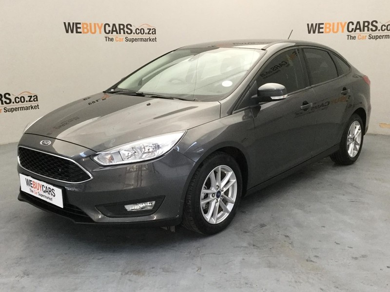 2018 Ford Focus 1.0 Ecoboost Trend Gauteng Pretoria_0