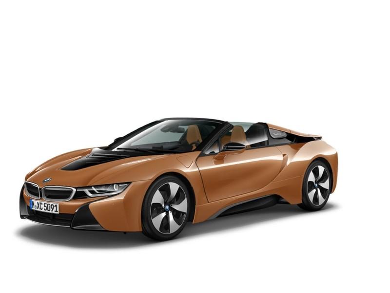 2019 BMW i8 Roadster Kwazulu Natal Pietermaritzburg_0