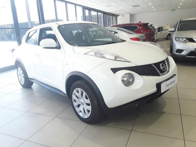 2012 Nissan Juke 1.6 Acenta  Free State Bloemfontein_0