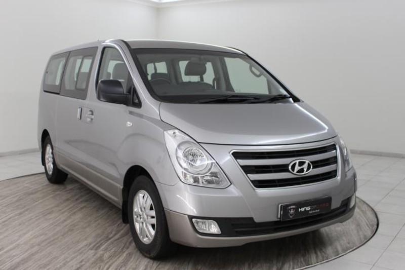 2016 Hyundai H1 2.5 CRDI Wagon Auto Gauteng Boksburg_0