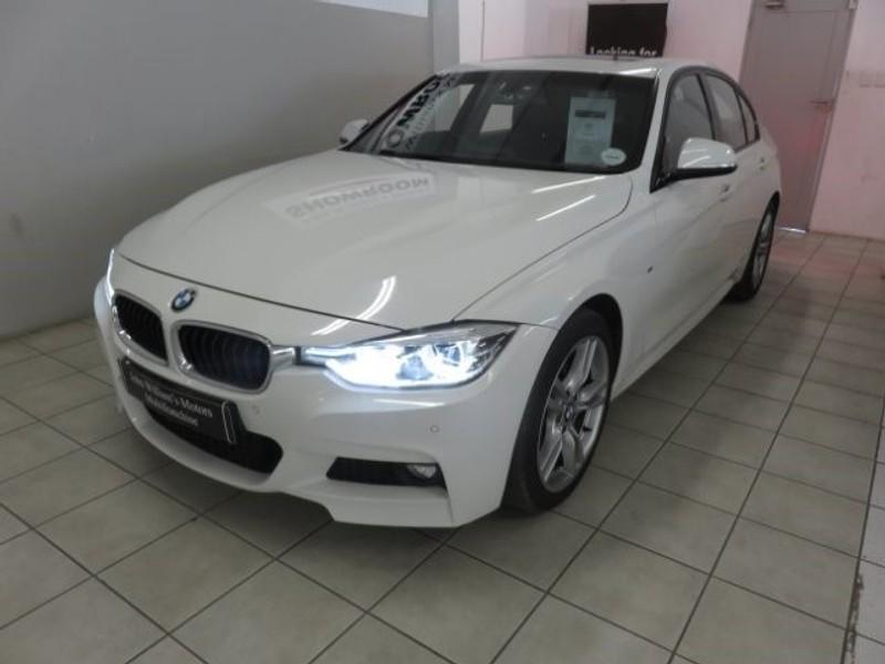 2018 BMW 3 Series 320D M Sport Auto Free State Bloemfontein_0