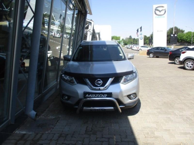 2016 Nissan X-Trail 2.5 SE 4X4 CVT T32 Gauteng Johannesburg_0