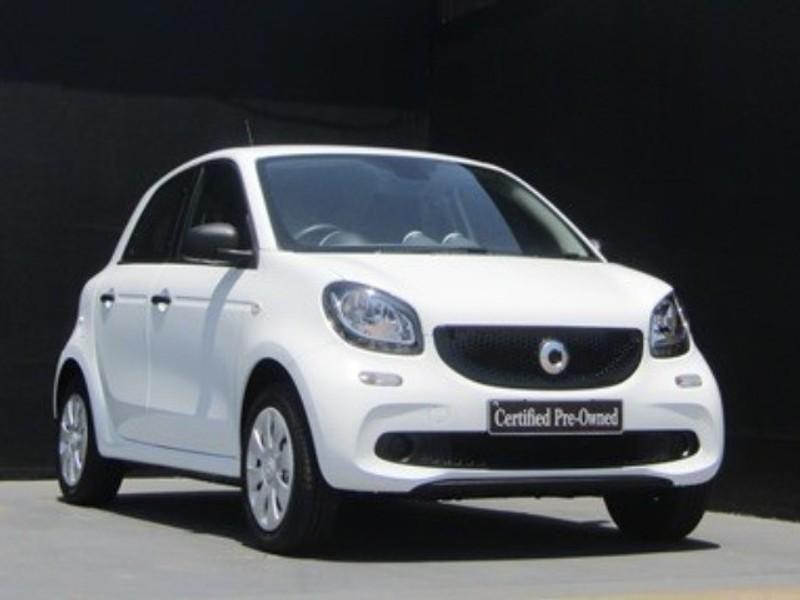 2018 Smart Forfour Auto Kwazulu Natal Durban_0