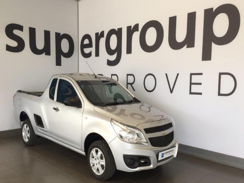 2016 Chevrolet Corsa Utility 1.4 Ac Pu Sc  Gauteng Pretoria_0