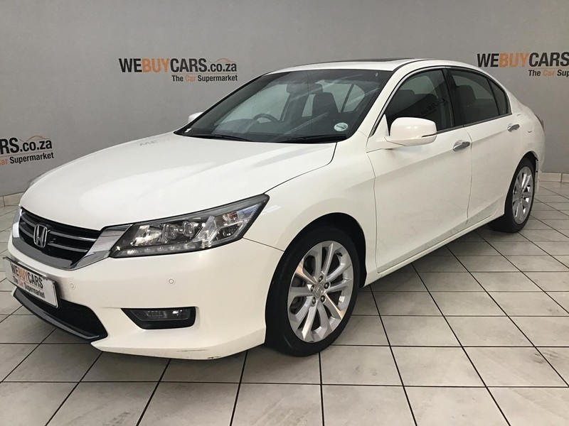 2015 Honda Accord 2.4 Executive Auto Gauteng Centurion_0