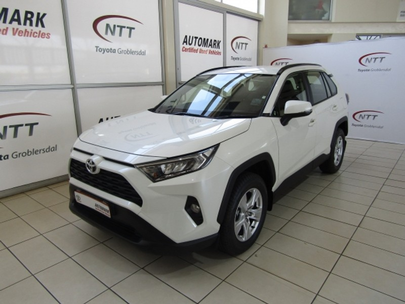 2019 Toyota Rav 4 2.0 GX CVT Limpopo Groblersdal_0
