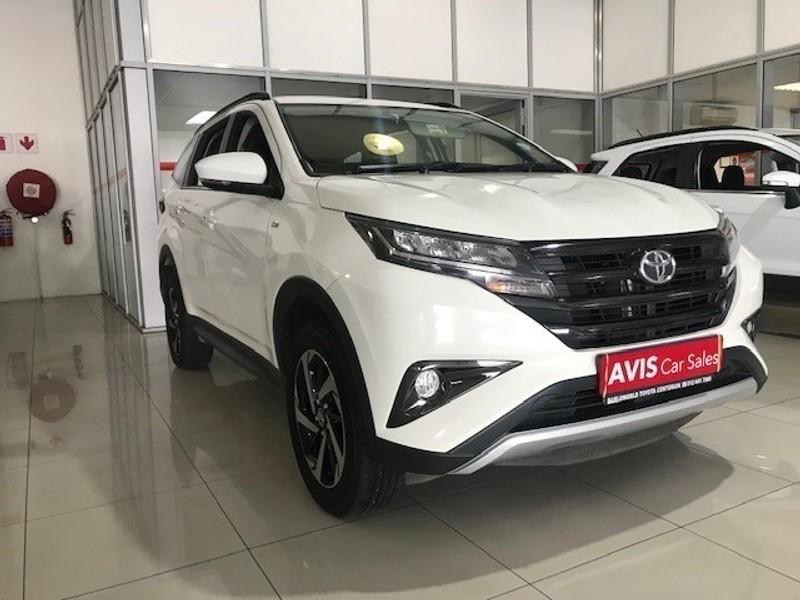 2018 Toyota Rush 1.5 Auto Kwazulu Natal Durban_0