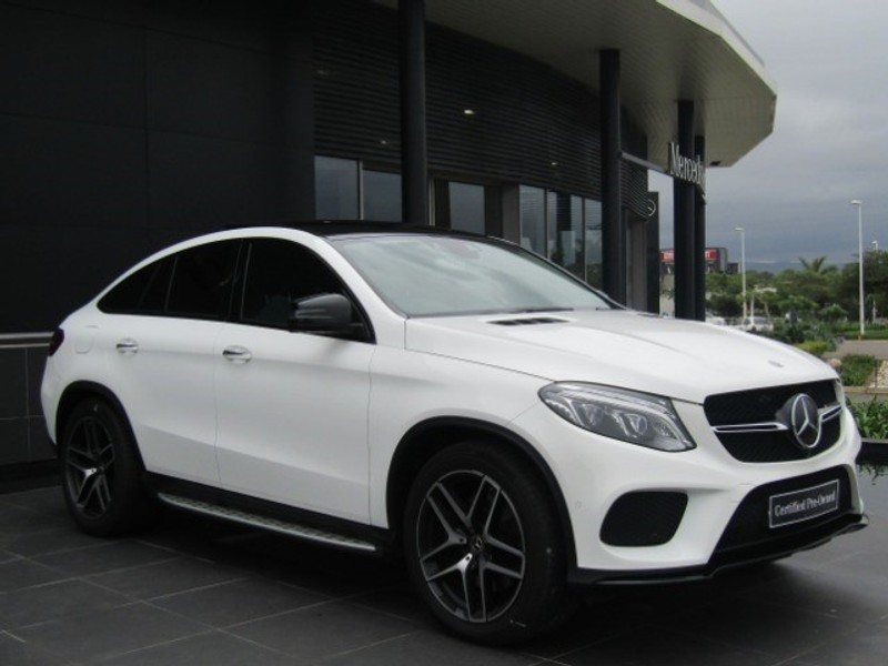 2018 Mercedes-Benz GLE-Class GLE Coupe 500 4MATIC Kwazulu Natal Umhlanga Rocks_0