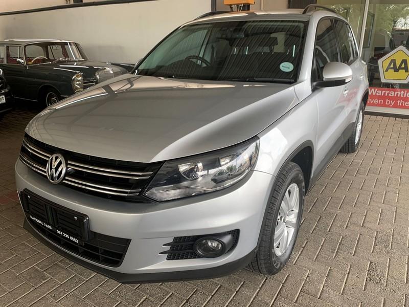 2016 Volkswagen Tiguan 1.4 Tsi Bmo Tren-fun 90kw  Mpumalanga Secunda_0