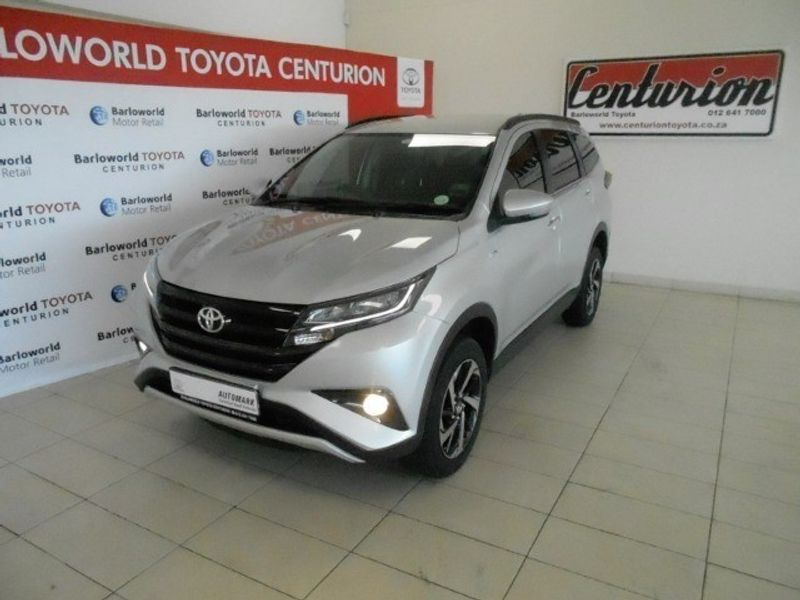 2019 Toyota Rush 1.5 Auto Gauteng Centurion_0