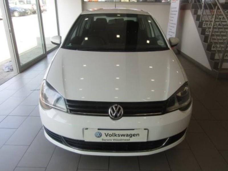 2014 Volkswagen Polo Vivo GP 1.4 Trendline Gauteng Sandton_0
