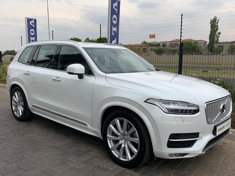2019 Volvo XC90 D5 Inscription AWD Gauteng Johannesburg_0